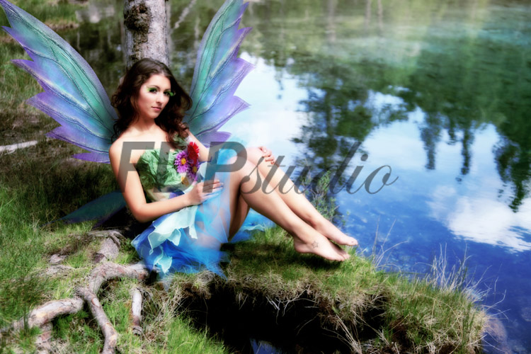 Pictures of real fairies dresses
